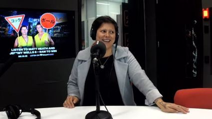 Anika Moa drops F-Bomb on Bhuja!