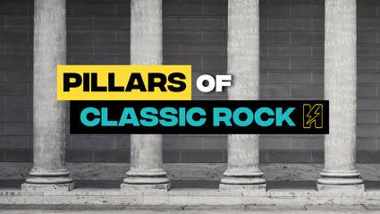 Matt & Jerry's 'Four Pillars Of Classic Rock'