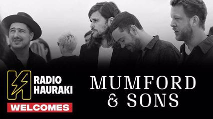 Mumford & Sons announce New Zealand show
