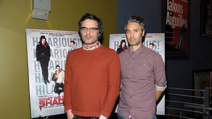 Jemaine Clement & Taika Waititi's 'What We Do In The Shadows' TV show makes debut