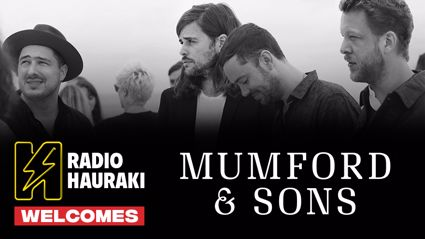 Win tickets to Mumford & Sons