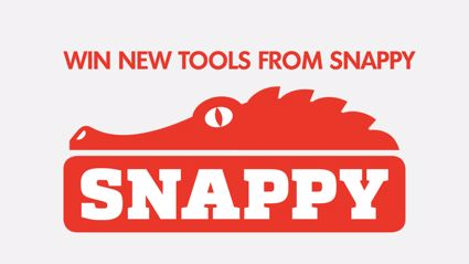 Win new tools from Snappy