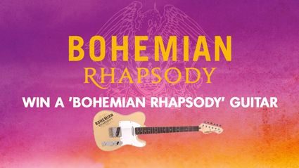 Win a 'Bohemian Rhapsody' guitar with 'Leigh Hart's Name That Tune'