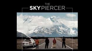 Watch the trailer for new ski film 'The Sky Piercer'
