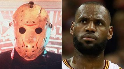 LeBron James is in talks to produce a reboot of the 'Friday The 13th' franchise