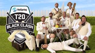 T20 Black Clash to screen live on free-to-air TV featuring ACC commentary