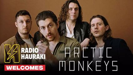 Win tickets to see the Arctic Monkeys live