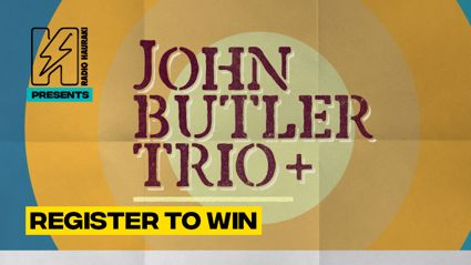 Win tickets to see John Butler Trio live