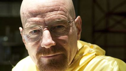 "'Breaking Bad' movie ""in the works"""
