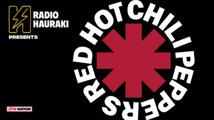 Radio Hauraki presents Red Hot Chili Peppers live in NZ