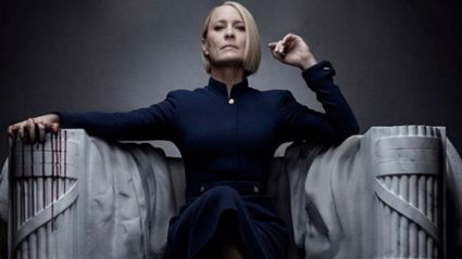 "Robin Wright on Kevin Spacey's House of Cards exit: '""We had to start over"""