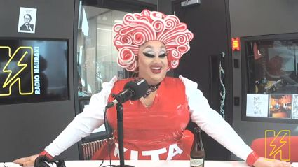 Kita from 'House of Drag' joins Bhuja