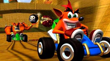 'Crash Team Racing' set to make a comeback