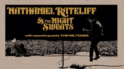 Nathaniel Rateliff & The Night Sweats announce NZ show