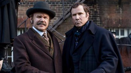 Will Ferrell and John C. Reilly on breathing comedic fire into 'Sherlock Holmes'