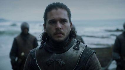 Kit Harington has kept his Jon Snow crypt