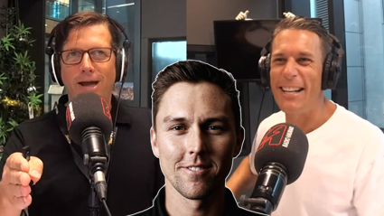 Lovely Trenty Boult previews the ODI Series vs India with Matt & Jerry