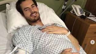 Andy Murray catches fans by surprise with post-hip surgery photos