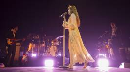 Photos of Florence + The Machine live in Auckland