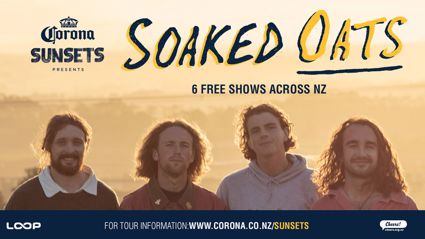 Corona Sunsets with Soaked Oats