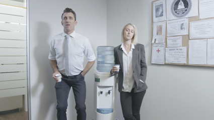 The Watercooler - The Urinal
