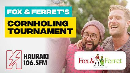 CHCH: Fox & Ferret Cornhole Tournament!