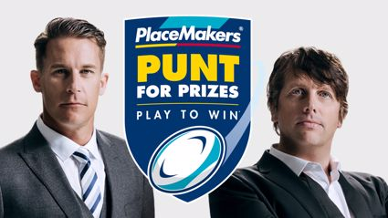 Win prizes with Matt & Jerry and PlaceMakers
