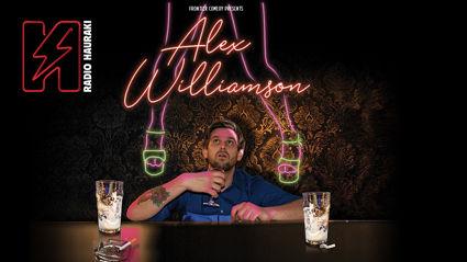 Alex Williamson: Sin on My Face