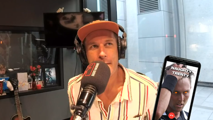 Trent Boult tells Matt & Jerry how angry his mum was after he was fined for swearing