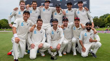 Black Caps make test history with latest ranking