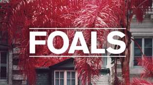 "Listen to the brand new Foals song ""Sunday"""