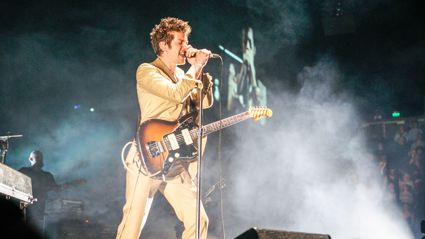 Arctic Monkeys live in Auckland