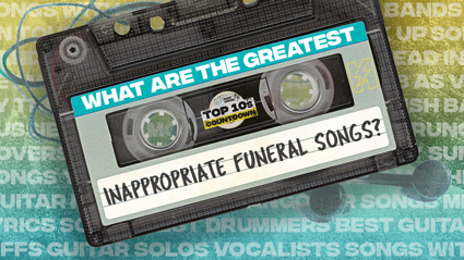 Radio Hauraki's Top 10 - Inappropriate Funeral Songs