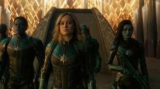 The verdict on 'Captain Marvel'
