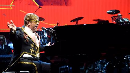 Elton John on his wild pop star days, his drug addiction and settling down to raise a family