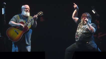"""F*** your fluids a cuddle is worse than sex"" - Tenacious D on ""Cuddle Parties"""
