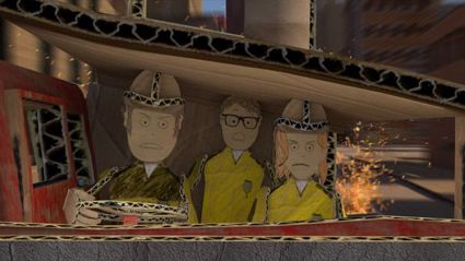 The slow burn success of Matt Heath & Phil Brough's 'Welcome to Cardboard City'
