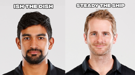 The ACC's official Black Caps Cricket World Cup squad nick-names