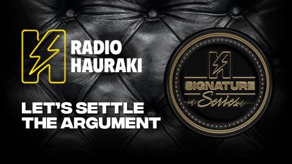 Radio Hauraki's Signature Series
