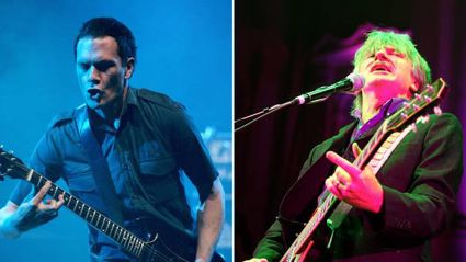 Shayne Carter opens up on long feud with Neil Finn