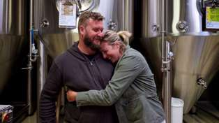 Liberty Brewing couple's age-old success story