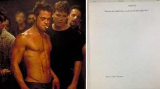 """Student's """"genius"""" 19-word essay on Fight Club earns her perfect grade"""