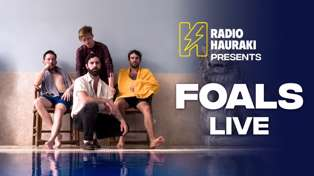See Foals live in Auckland