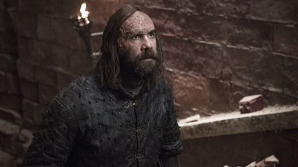 The Hound is finally looking forward to watching 'Game of Thrones'