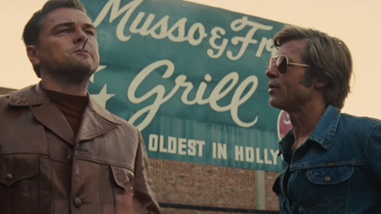 Watch the first full trailer for Quentin Tarantino's latest film 'Once Upon a Time in Hollywood'