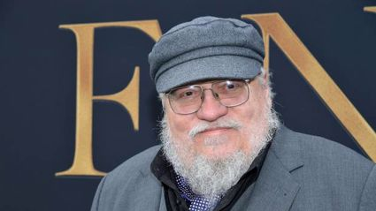 "'Game Of Thrones' author gives NZ permission to ""imprison"" him until books complete"