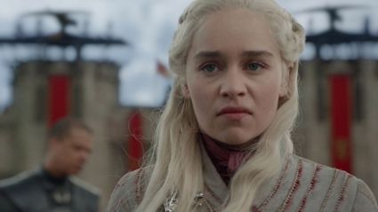 Emilia Clarke studied Adolf Hitler to prepare for the 'Game of Thrones' finale