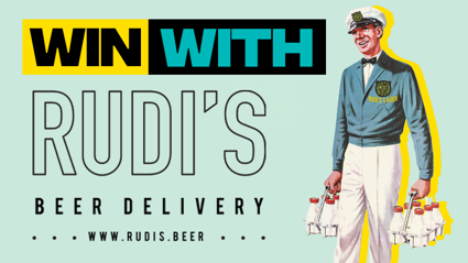 AUCKLAND: Win with Dr Rudi's