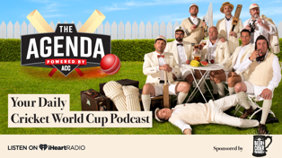 The ACC: The Agenda - CWC Special: The Bat of God