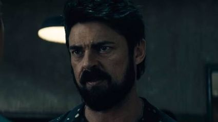 Karl Urban stars in violent new Slipknot video